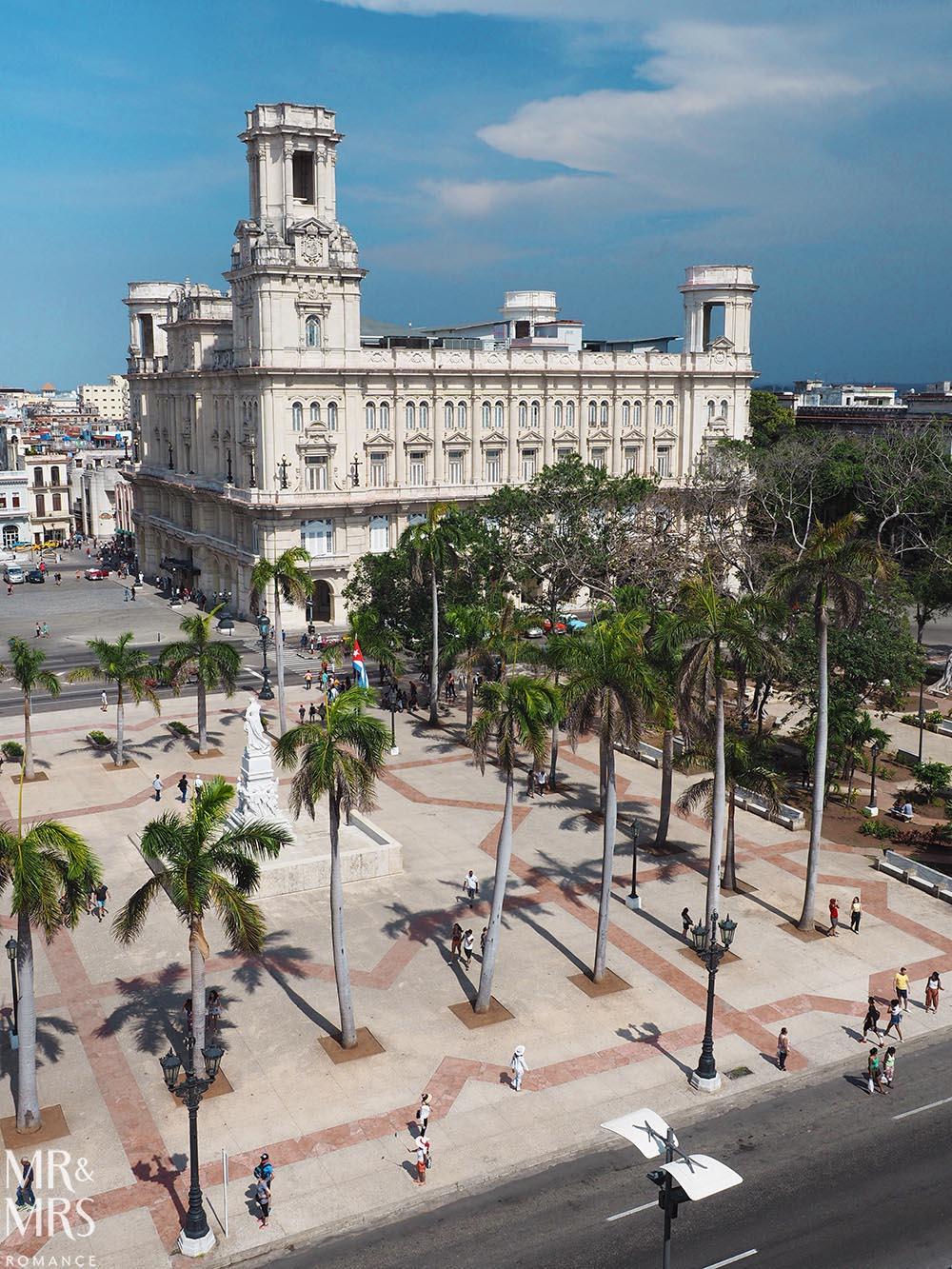 Honeymoon itinerary Cuba - Havana