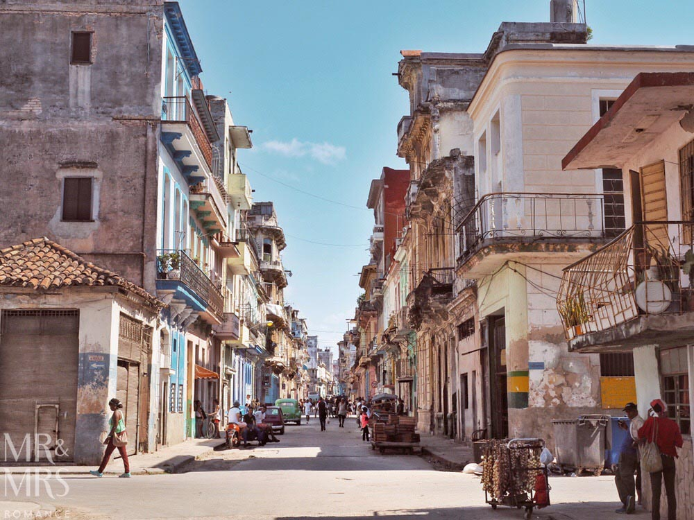 Honeymoon itinerary Cuba - Havana