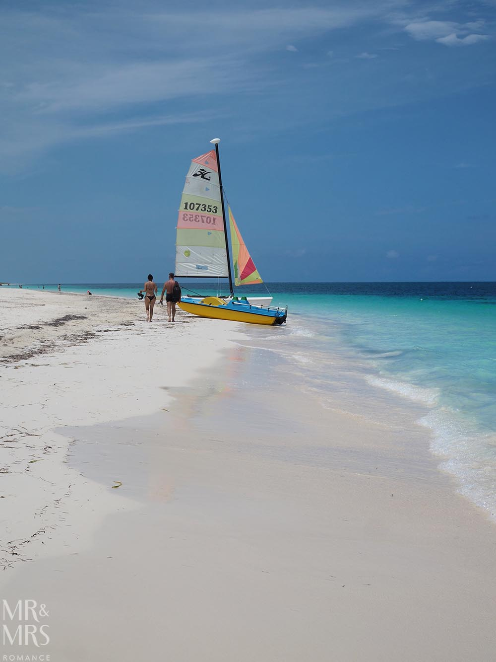 Honeymoon itinerary Cuba - Cayo Levisa