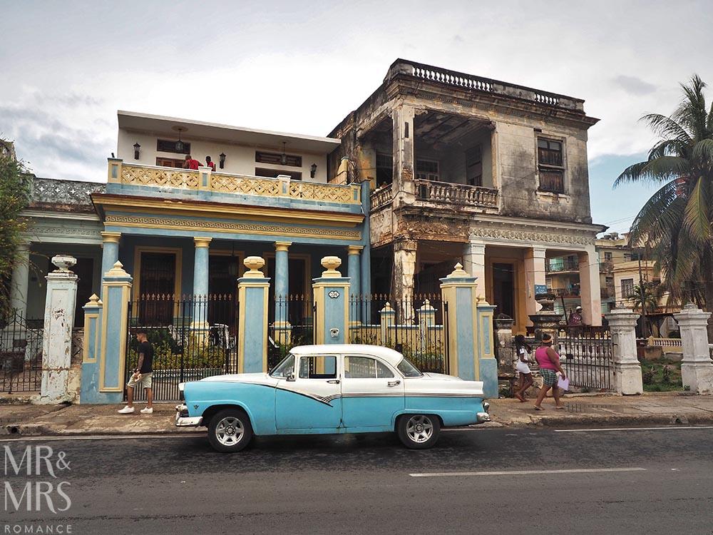 Honeymoon itinerary Cuba - Vedado