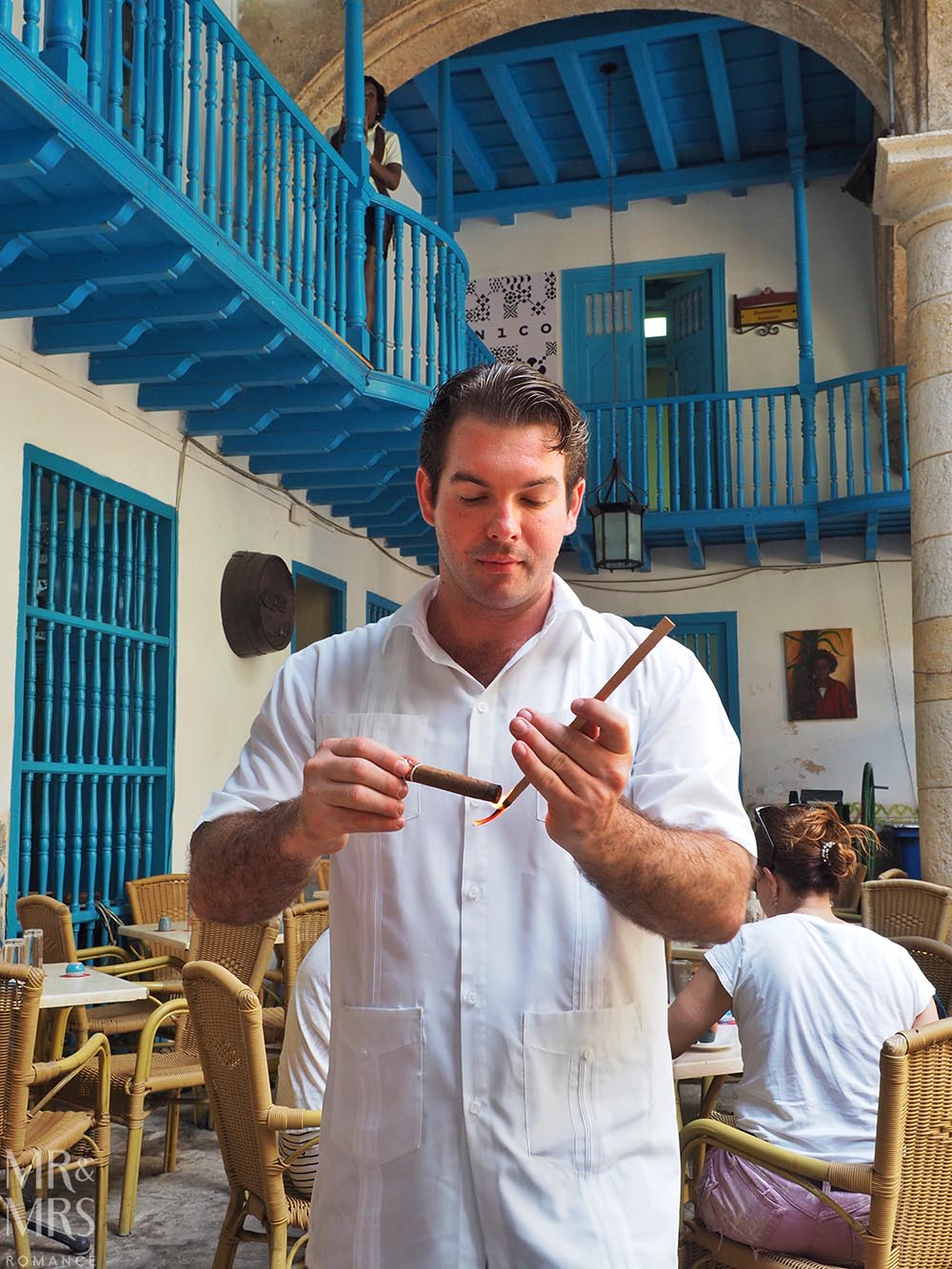 Honeymoon itinerary Cuba - Cigar Tour
