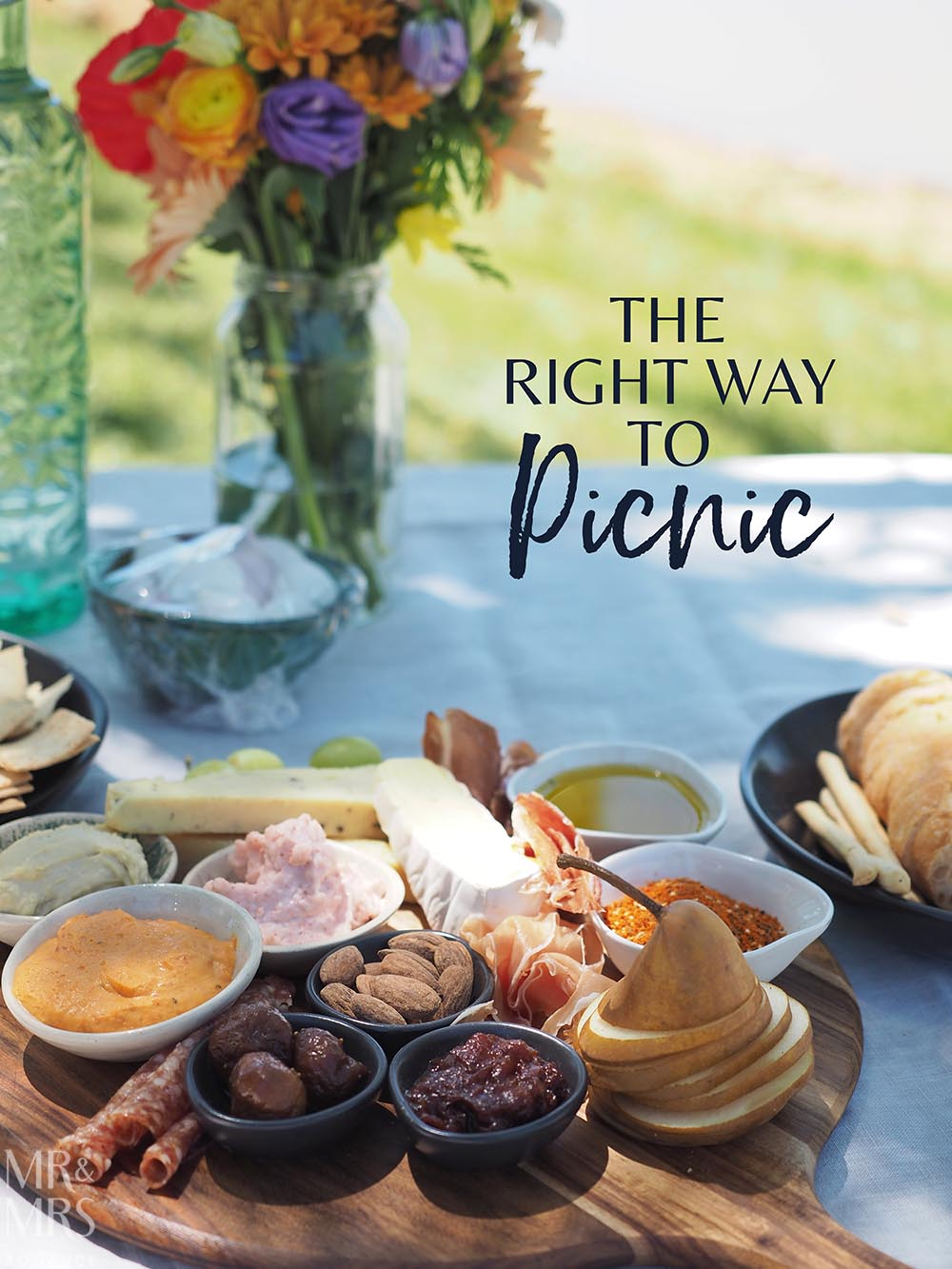Private picnics - Heifer Station winery Orange, NSW