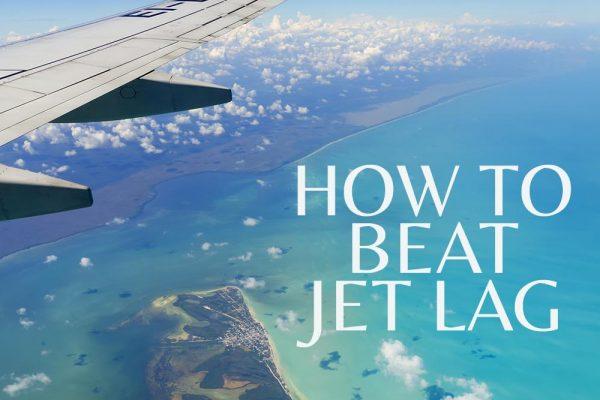 How to avoid jetlag - Mr & Mrs Romance