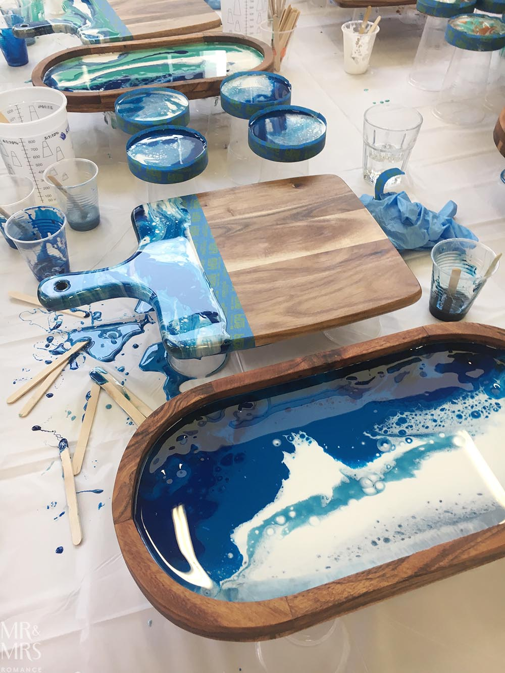 Little Lane Resin Workshops