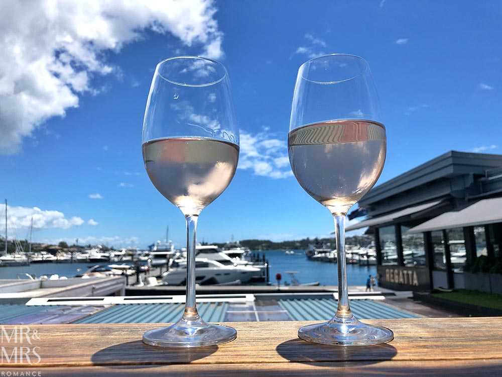 Bottomless rosé brunch - Regatta Rose Bay