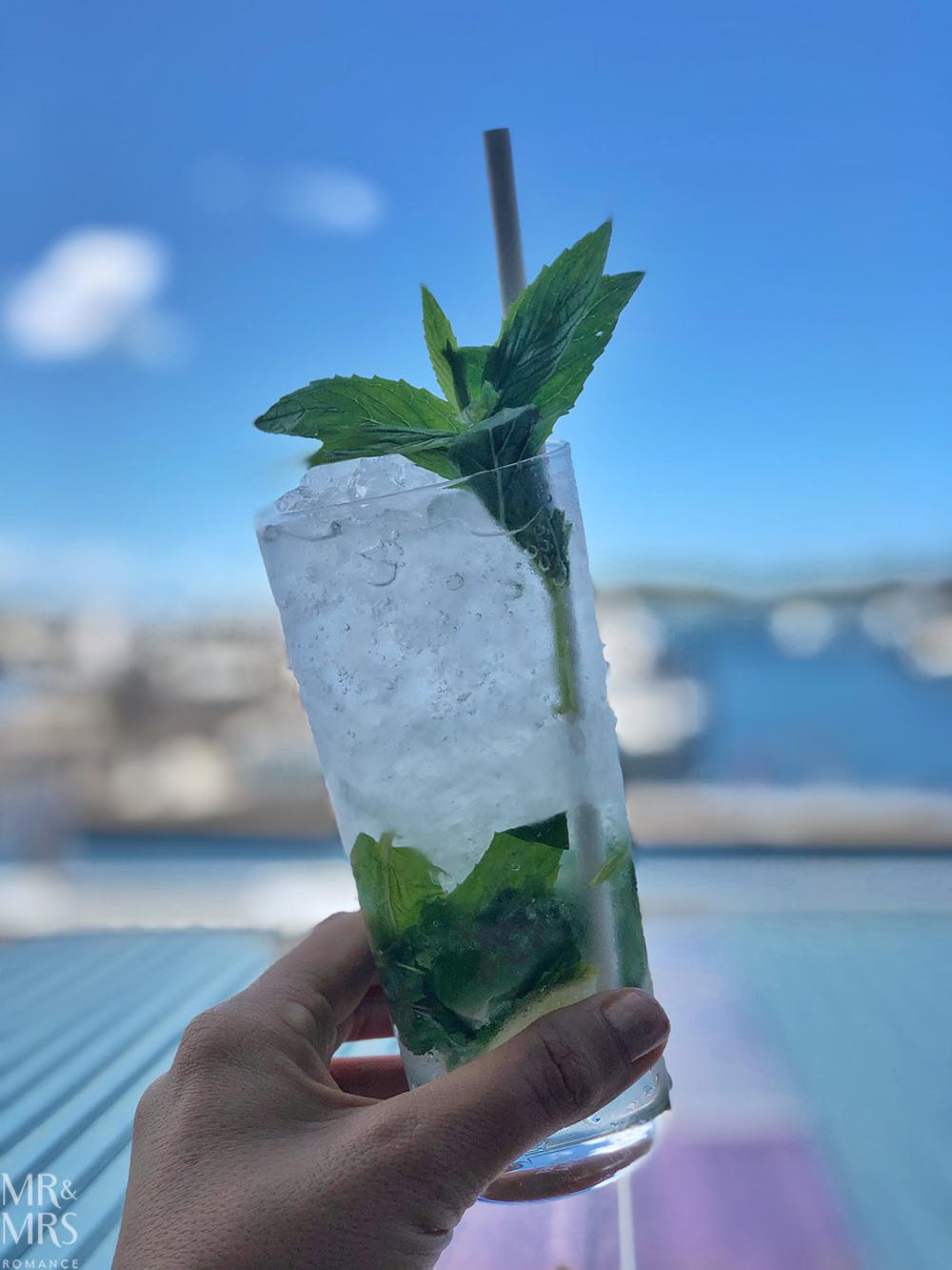 Regatta Rose Bay mojito