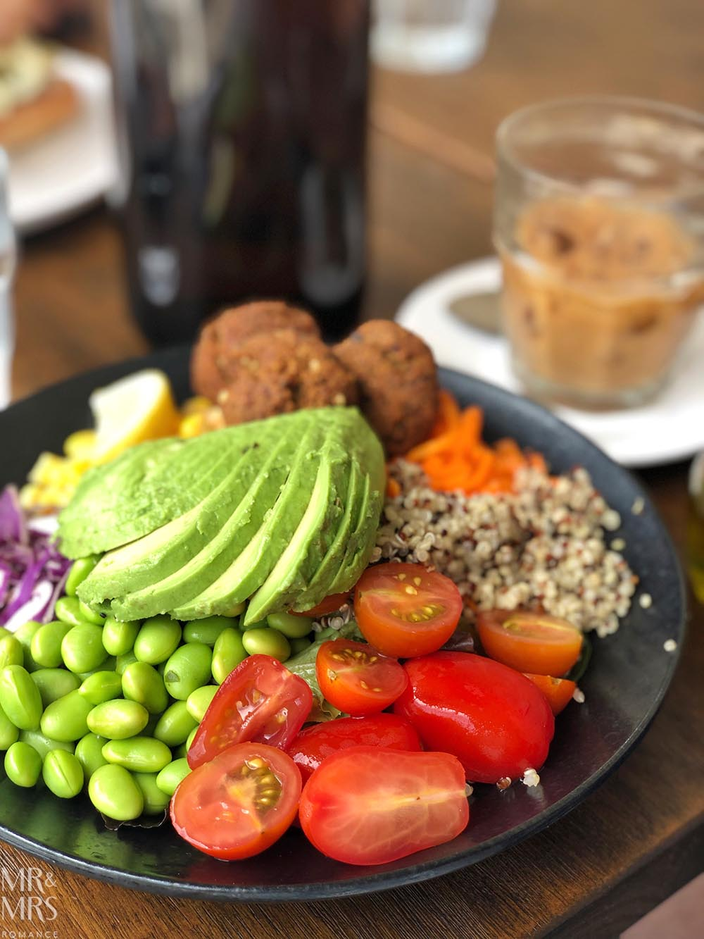 Euforia Cafe, Balmain East - Buddha bowl