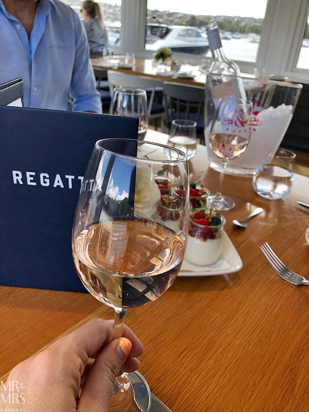 Regatta Rose Bay - Bottomless rosé brunch