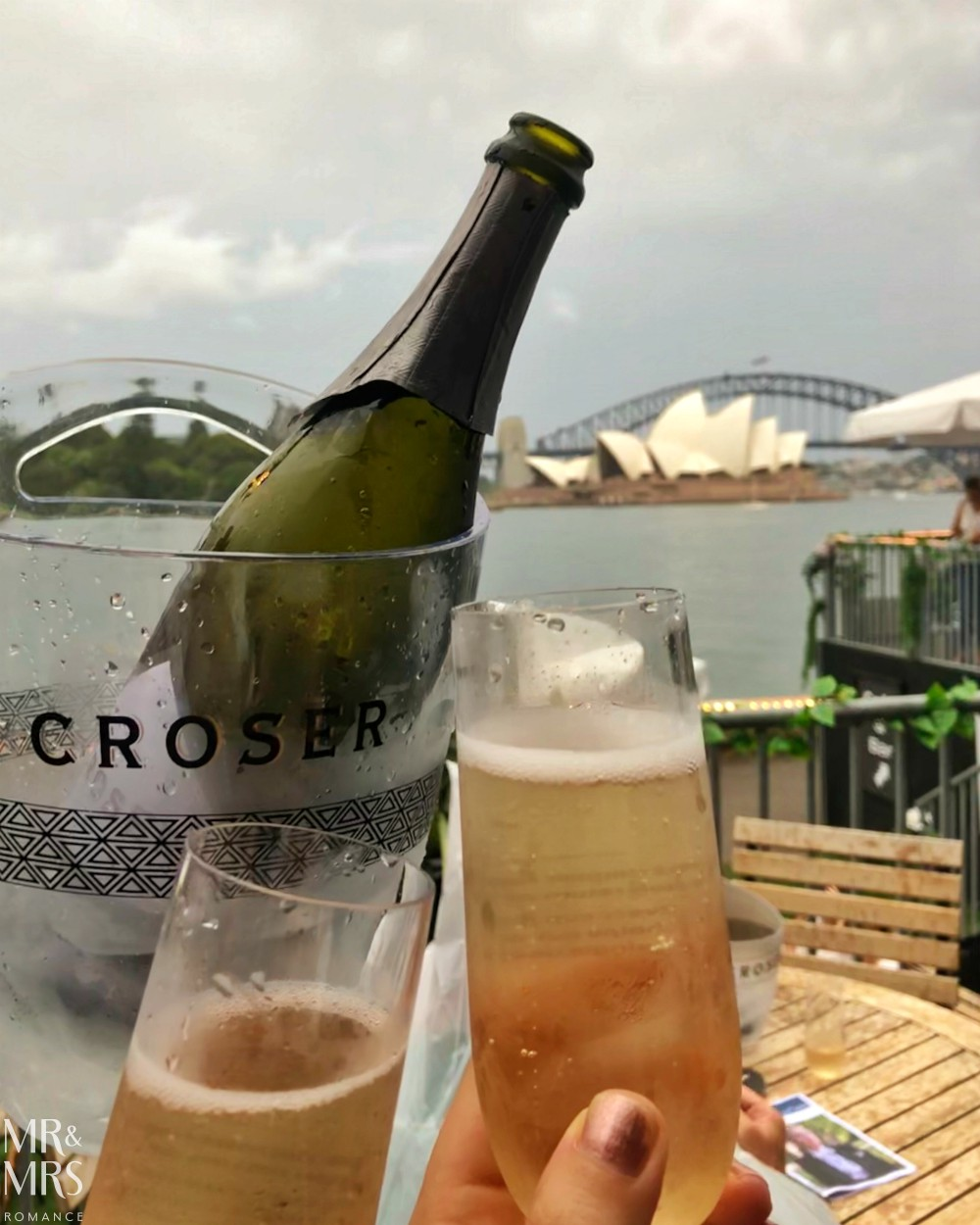 Croser at St George Open Air Cinema Sydney - #CroserMoment