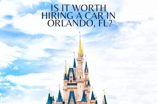 Driving in Orlando - hire cars Orlando, Florida