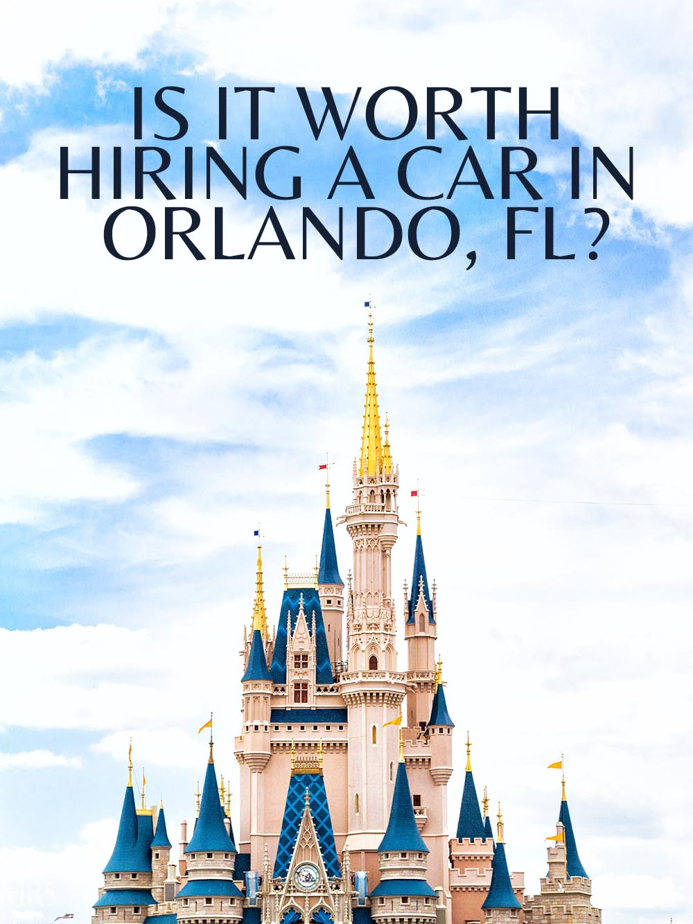 Driving in Orlando - hire cars Orlando, Florida
