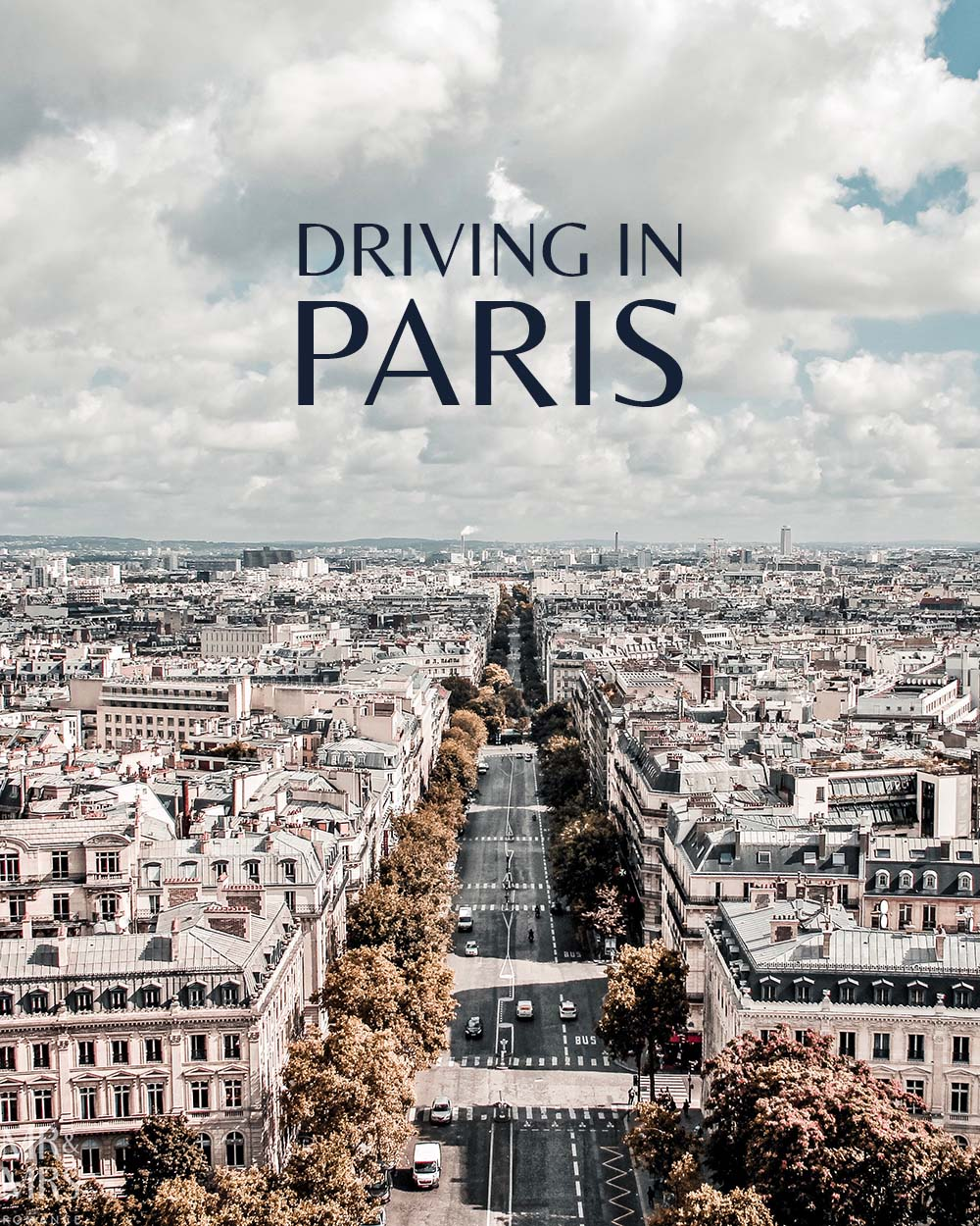Driving in Paris - hire cars Paris