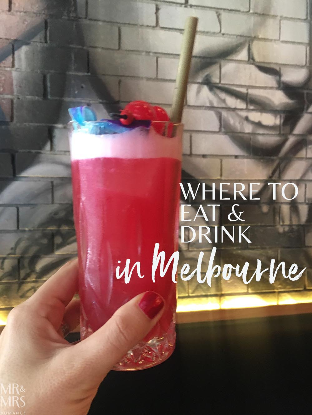 Where to eat in Melbourne