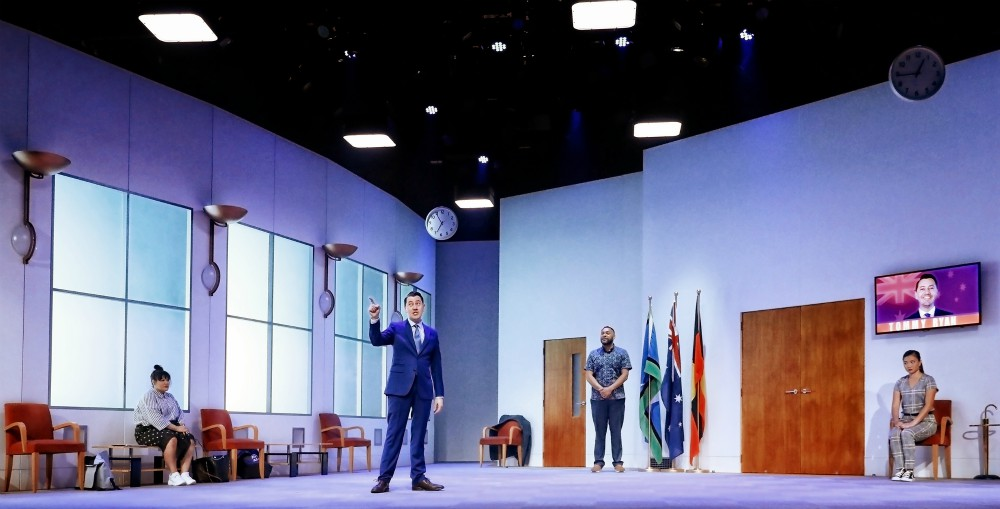 Sydney Theatre Company - How to Rule the World