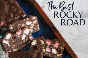 Sweet eats – the best Rocky Road recipe
