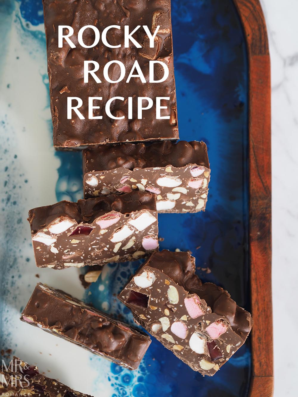 Rocky Road recipe