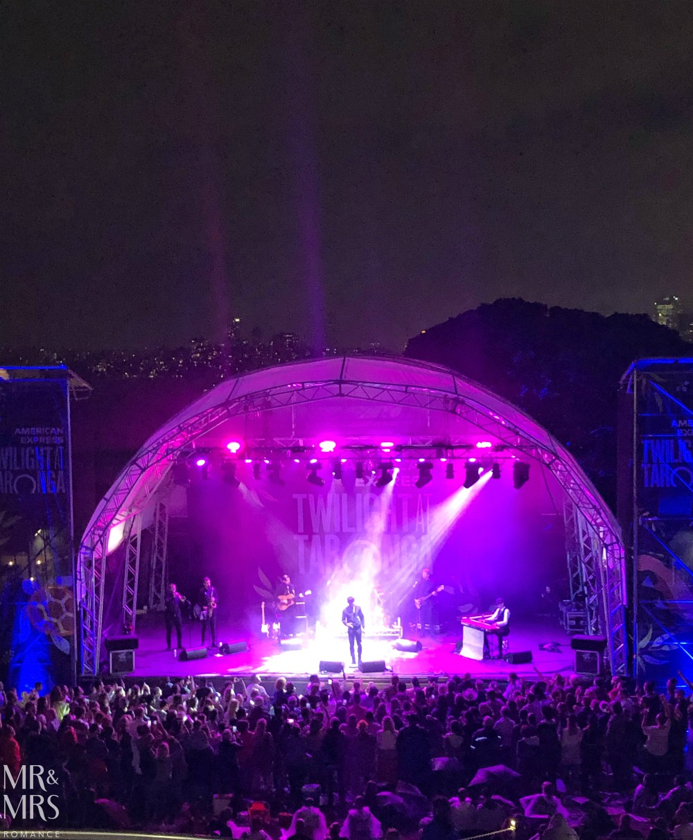 Weekly Edition - Twilight at Taronga - Aloe Blacc
