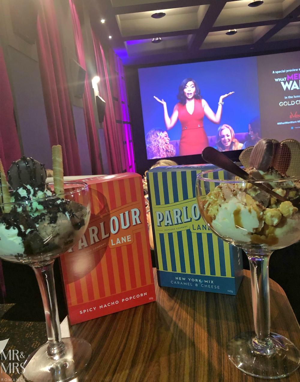 Weekly Edition - Gold Class sundae Arnott's What Men Want