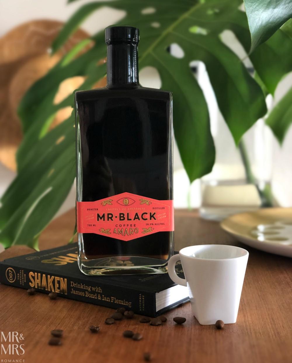 Weekly Edition - Mr Black Coffee Amaro special edition
