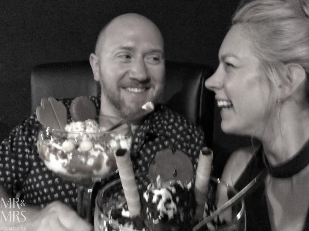 Weekly Edition - us - Event Cinemas Gold Class Arnott's sundae special