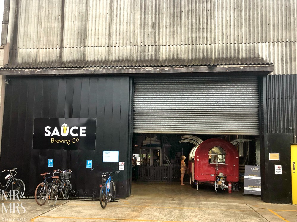 Sauce Brewing Co Marrickville
