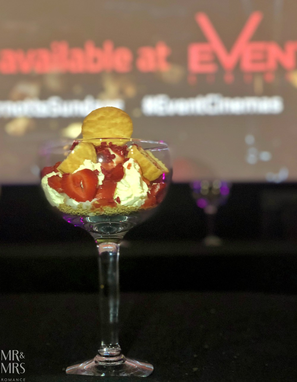 Weekly Edition - Gold Class sundae The Full Monte Carlo