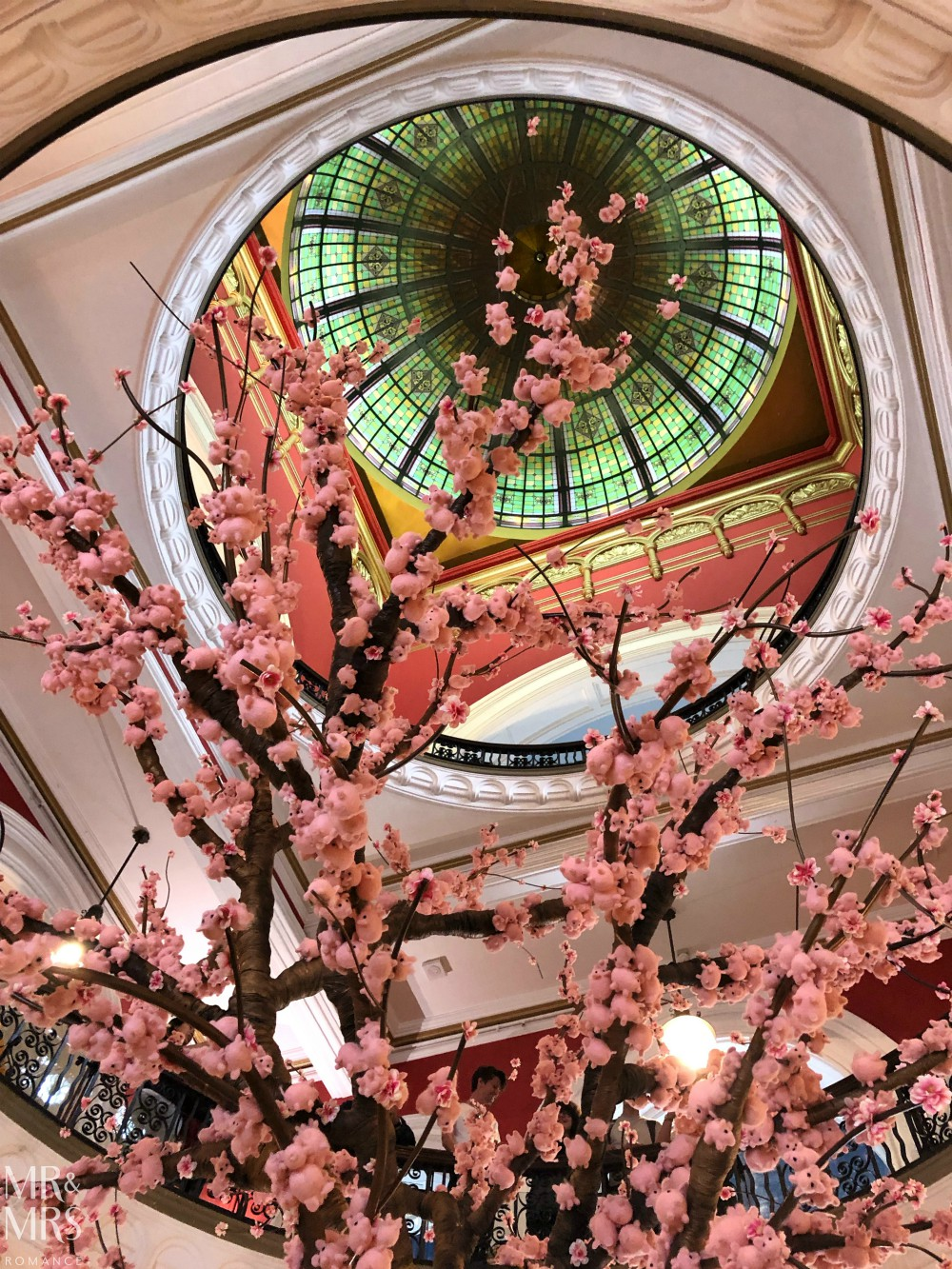 Year of the Pig - QVB tree