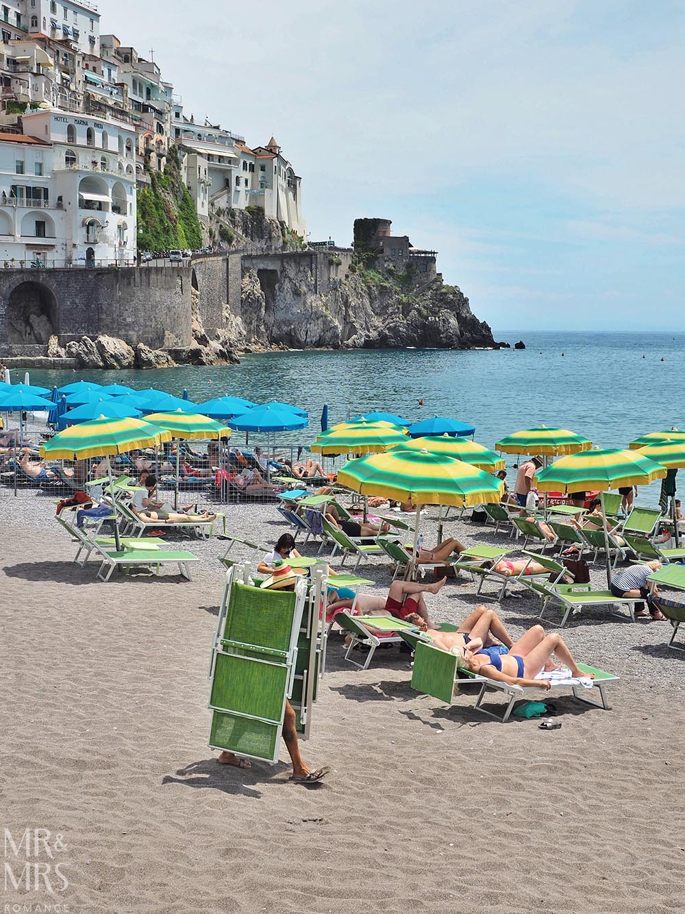 Amalfi Beach Italy