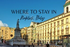 Where to stay in Naples, Italy – Hotel Piazza Bellini