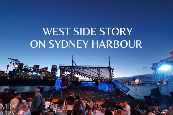 Opera Australia Handa Opera on Sydney Harbour - West Side Story
