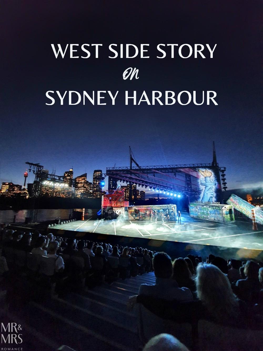 Opera Australia Handa Opera on Sydney Harbour - West Side Story