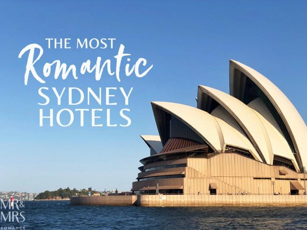 Romantic Sydney hotels - Hotels.com x Mr & Mrs Romance