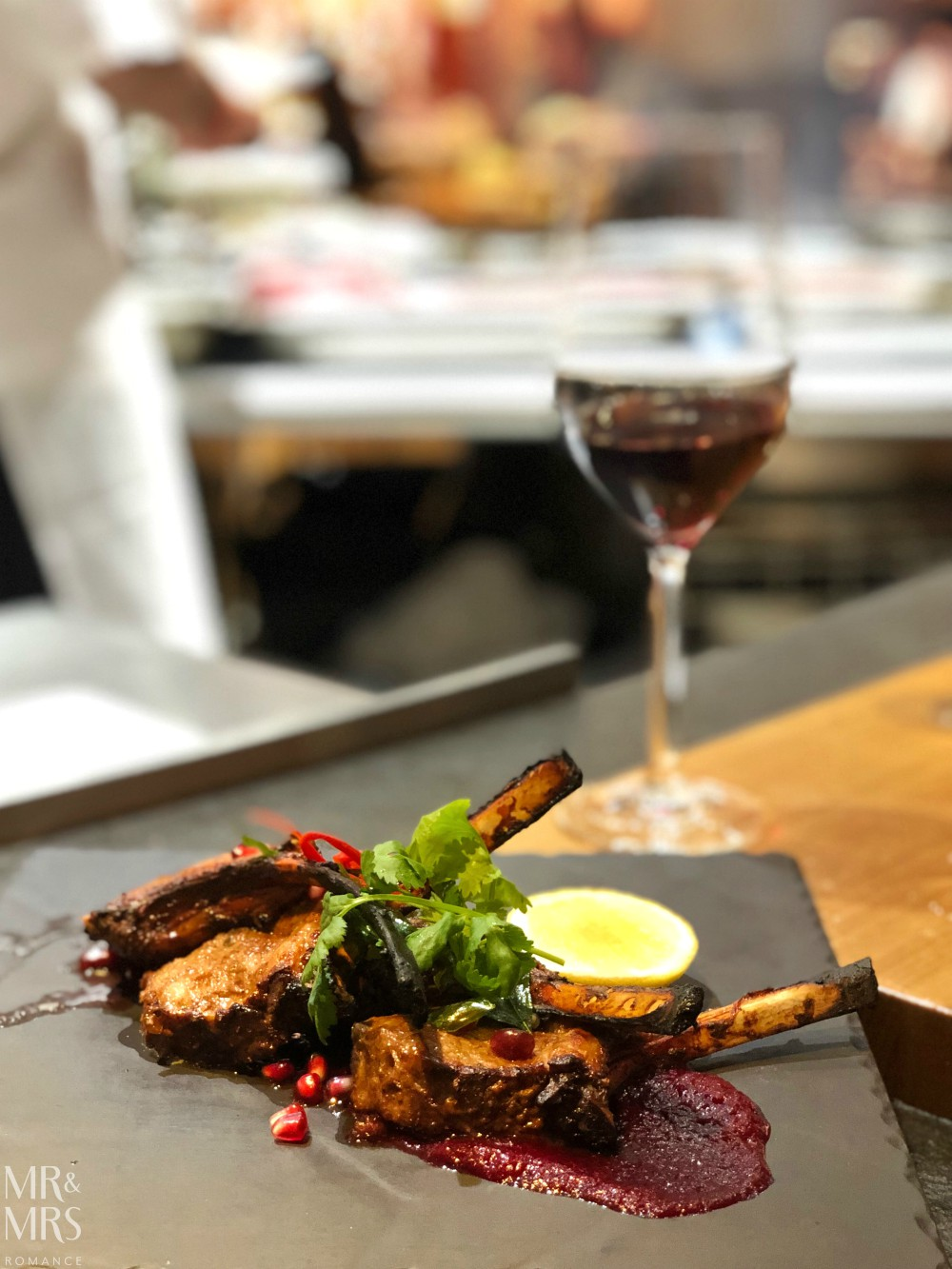 Where to eat in Sydney, Australia - The Ternary tandoori lamb cutlets