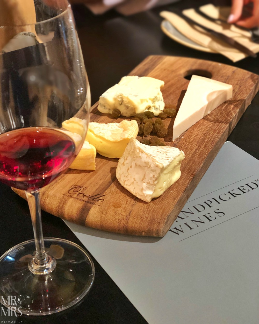 Wine masterclass - Handpicked Wine x Gorman - cheese from Ocello