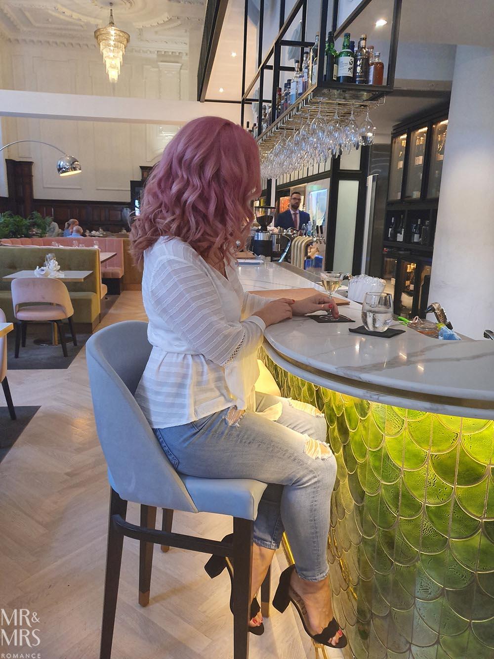 Donna Chang Restaurant, George Street, Brisbane