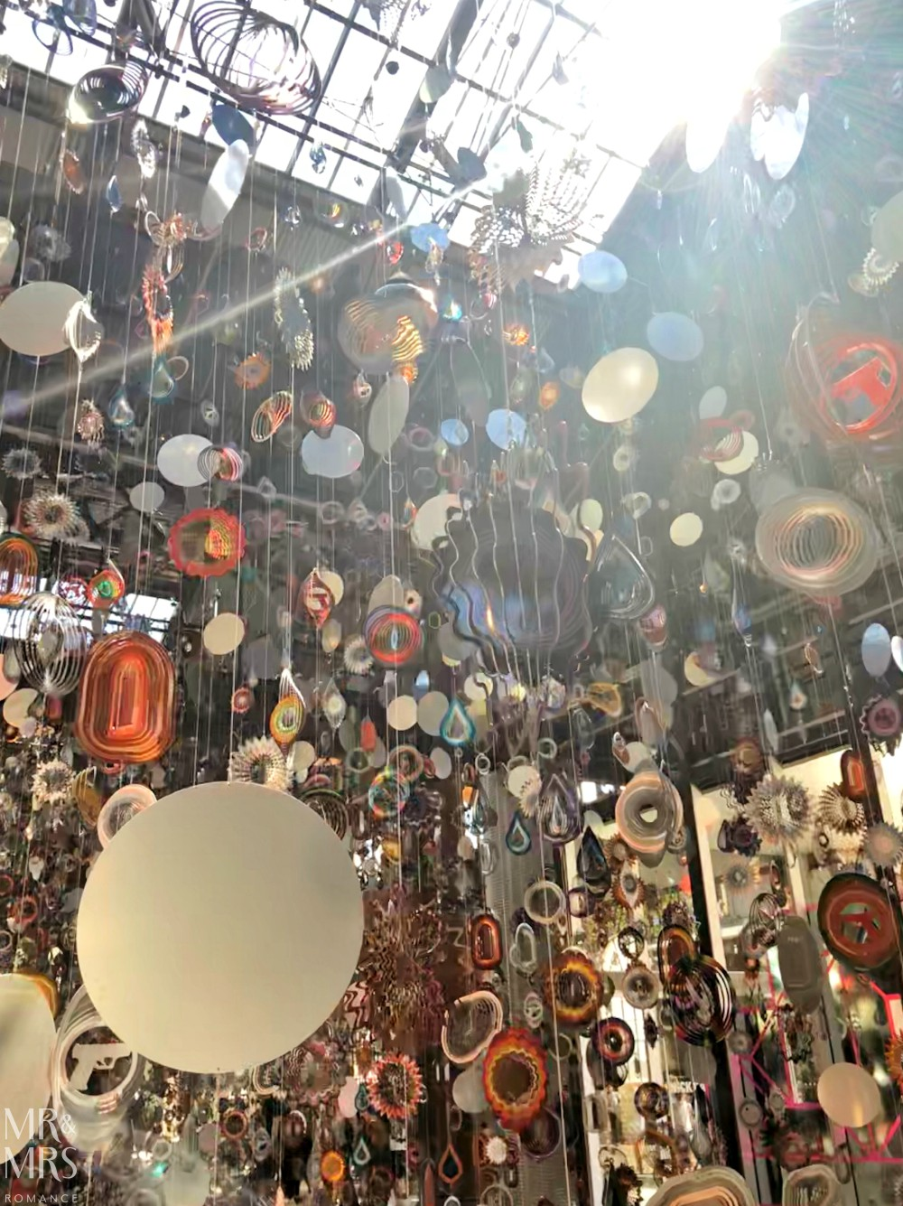 Nick Cave - Until art installation