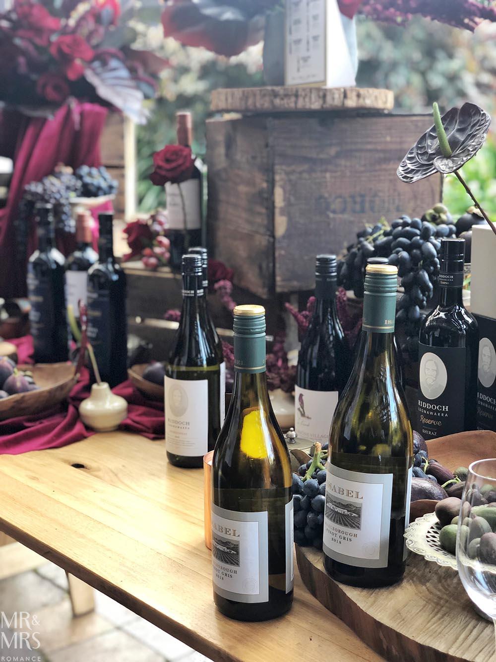 Winter wines at Pinnacle Drinks