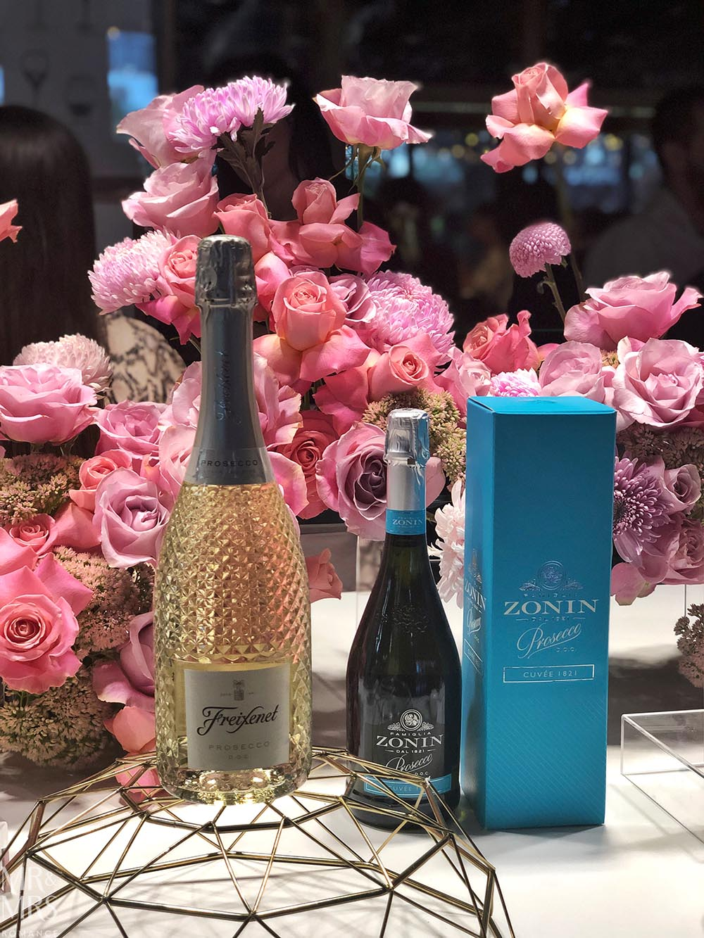 Mother's Day bubbles at Pinnacle Drinks