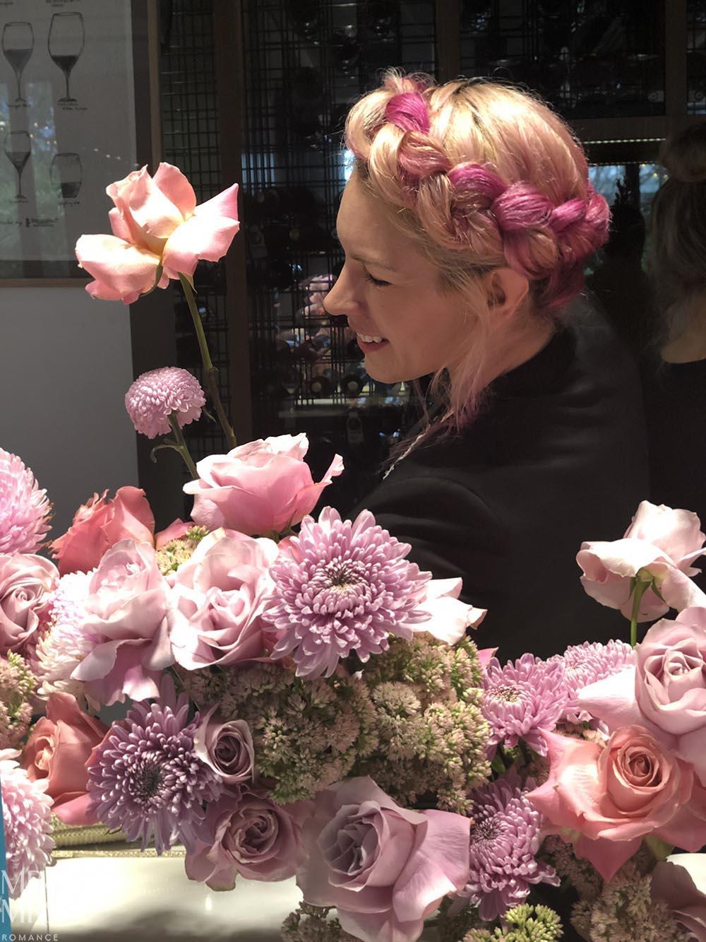 Christina Hair Romance - pink at Pinnacle