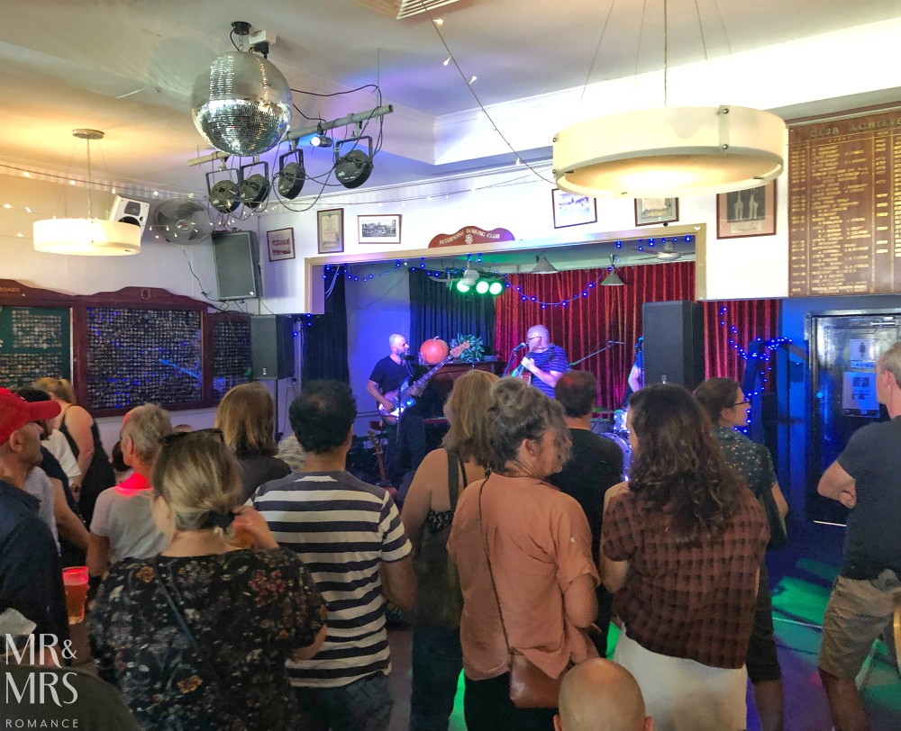 Petersham Bowling Club - Lost in the Woods album launch