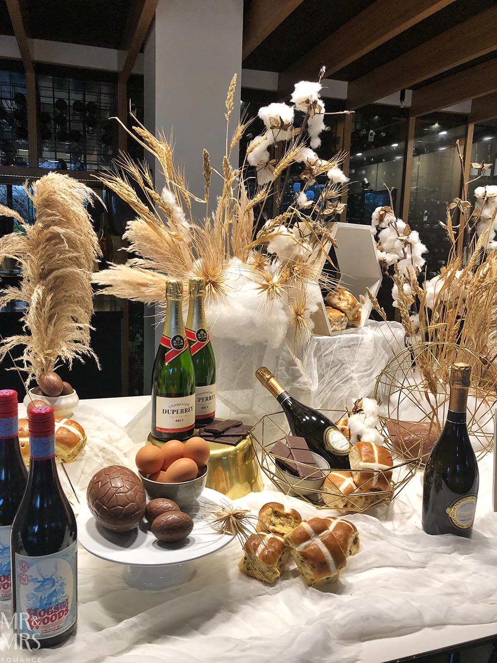 Easter wines at Pinnacle Drinks