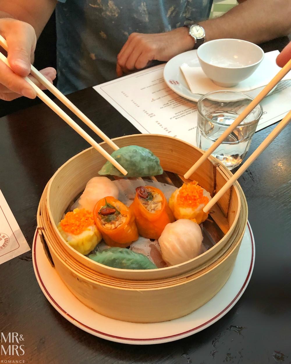 Dumplings Queen Chow, Enmore