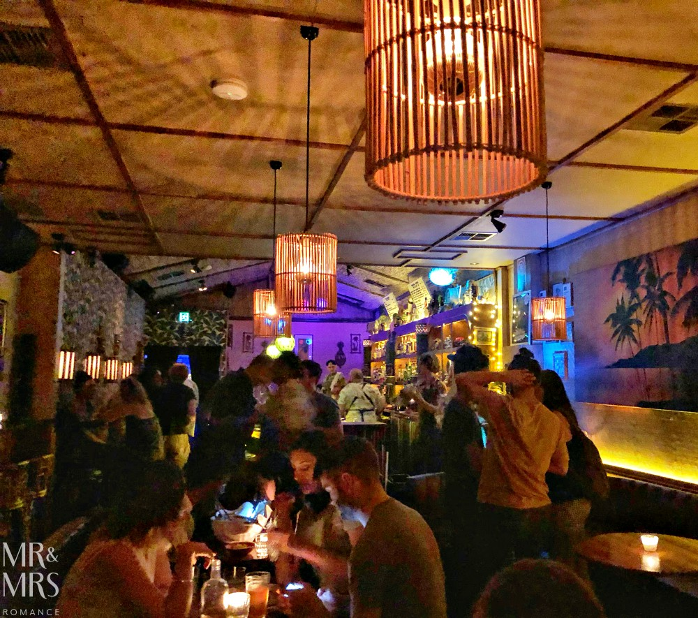 Jacoby's Tiki Bar, Newtown