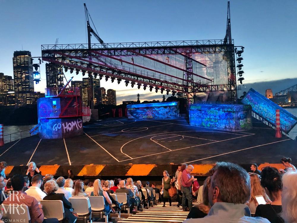 Westside Story on Sydney Harbour - Handa Opera