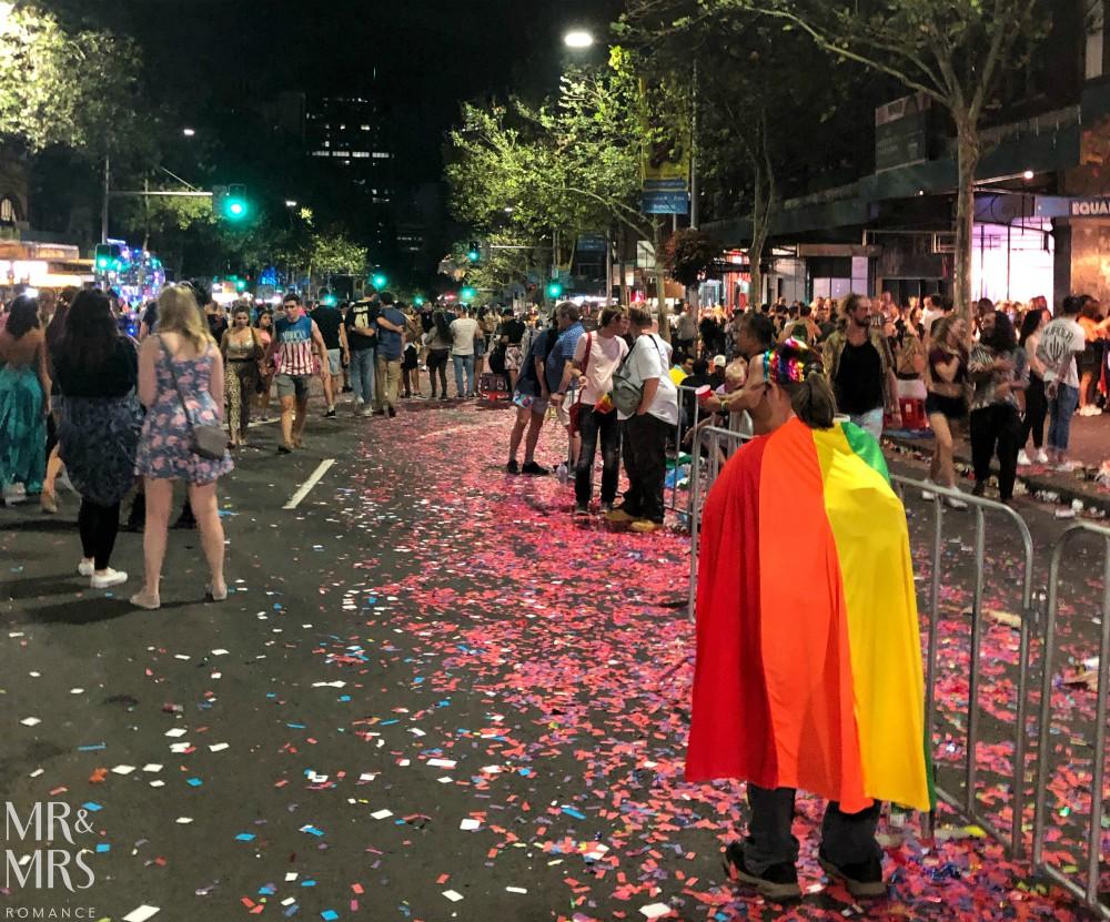 Mardi Gras Oxford Street