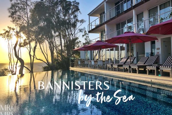 Bannisters by the Sea Mollymook review