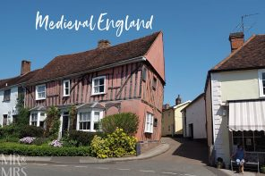 Beyond London: the best Medieval village in England – Lavenham, Suffolk