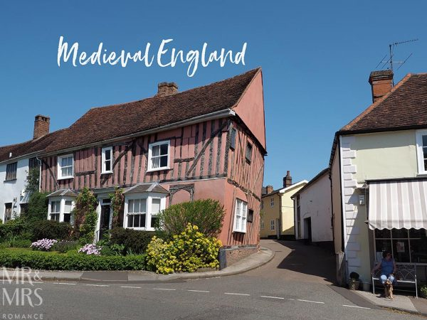 Out of London - Lavenham, Suffolk - Britain's finest Medieval village