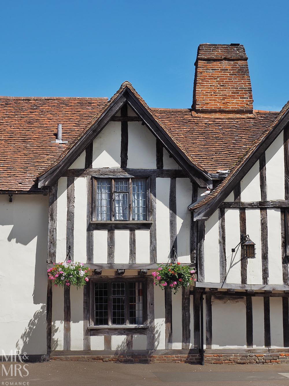 Out of London - Lavenham, Suffolk - Britain's finest Medieval village - The Swan at Lavenham
