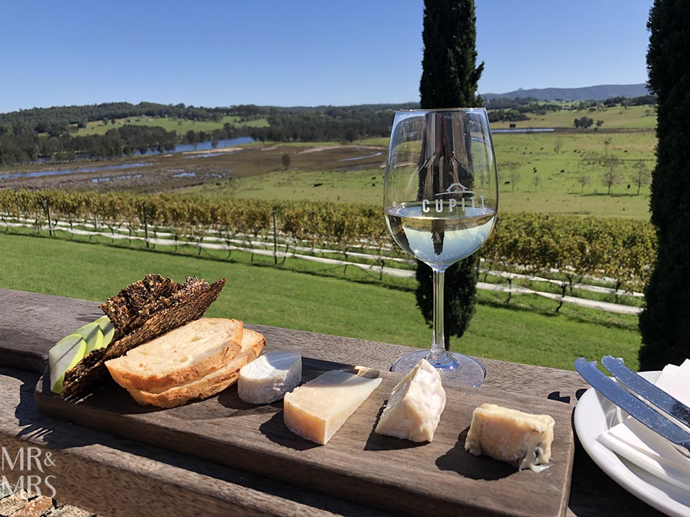 Where to eat in the South Coast, NSW - Cupitt's Winery, Brewery and fromagerie